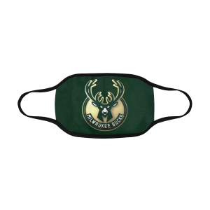 Adults Mask PM2.5 - Milwaukee Bucks Face Mask