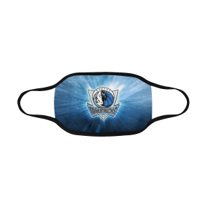 Dallas Mavericks Face Mask PM2.5
