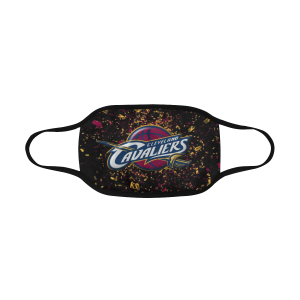 Cleveland Cavaliers Face Mask - Adults Mask PM2.5