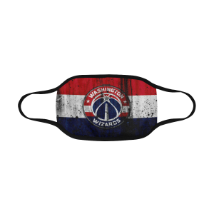 Washington Wizards Face Mask PM2.5