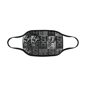 NBA San Antonio Spurs Face Mask PM2.5