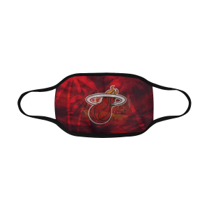 Miami Heat Face Mask PM2.5