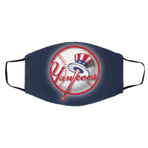 Adult Mask PM2.5 – New York Yankees Face Mask