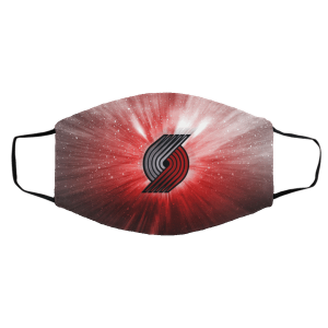 Portland Trail Blazers Face Mask PM2.5