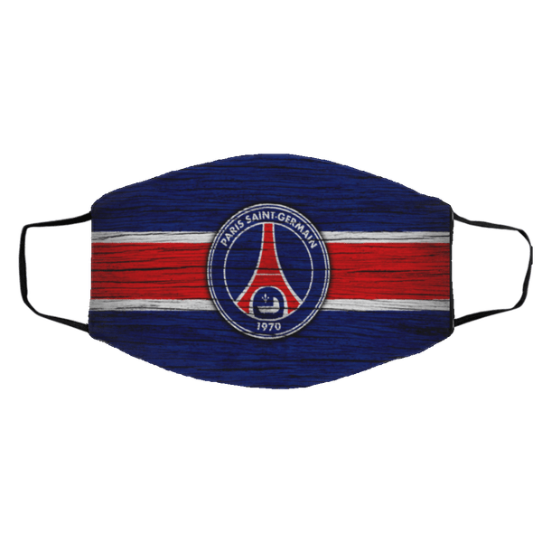 Paris Saint Germain Face Mask Logo Psg 2020 Tulipshirt